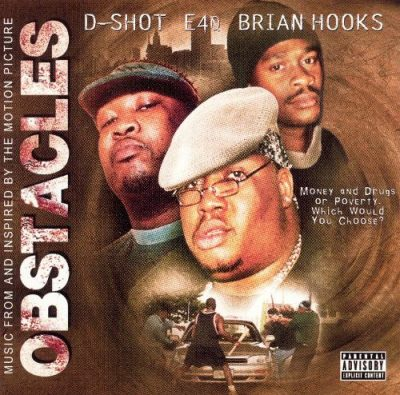 OST – Obstacles (CD) (2003) (FLAC + 320 kbps)