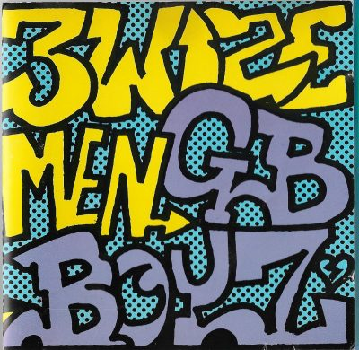 Three Wize Men – G. B. Boyz (1988) (CD) (FLAC + 320 kbps)