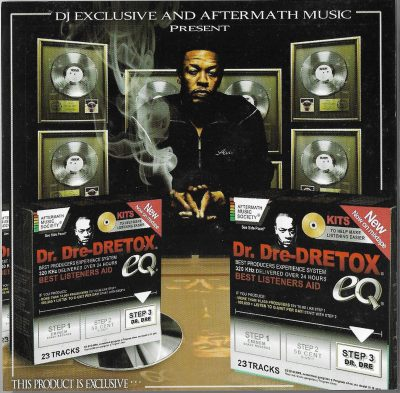 DJ Exclusive Presents Dr. Dre – Dretox (2005) (CDr) (FLAC + 320 kbps)