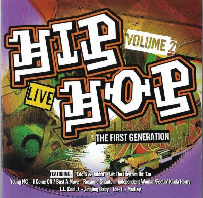 Various – Hip Hop – The First Generation – Volume 2 (2005) (CD) (FLAC + 320 kbps)