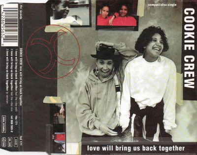 Cookie Crew – Love Will Bring Us Back Together (1991) (CDS) (320 kbps)
