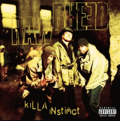 Raw Breed – Killa Instinct (CD) (2017) (FLAC + 320 kbps)