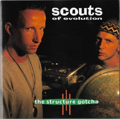 Scouts Of Evolution – The Structure Gotcha (1993) (CD) (FLAC + 320 kbps)