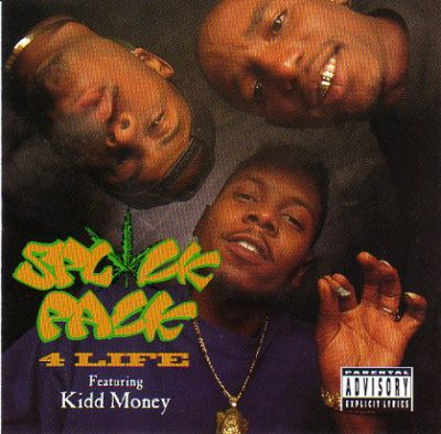 Splack Pack – 4 Life (CD) (1995) (FLAC + 320 kbps)