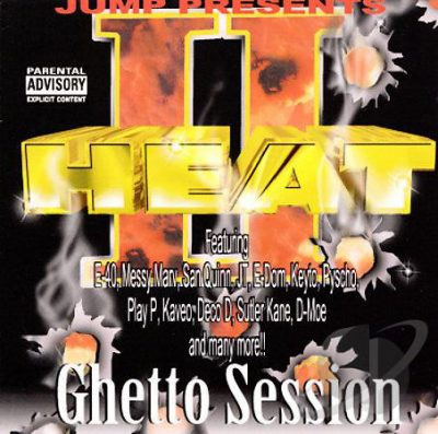 VA – Heat II: Ghetto Session (CD) (1998) (FLAC + 320 kbps)