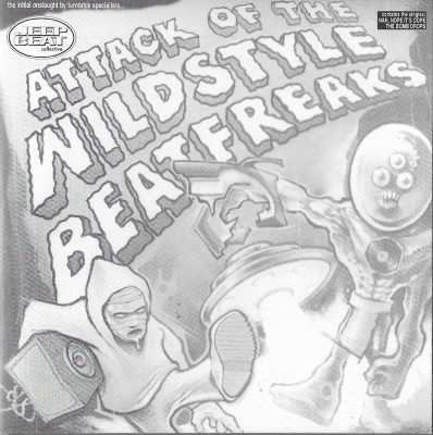 Jeep Beat Collective – Attack Of The Wildstyle Beatfreaks (1995) (CD) (FLAC + 320 kbps)