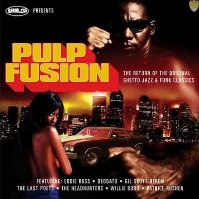Various – Pulp Fusion: The Return Of The Original Ghetto Jazz & Funk Classics (2010) (2xCD) (FLAC + 320 kbps)