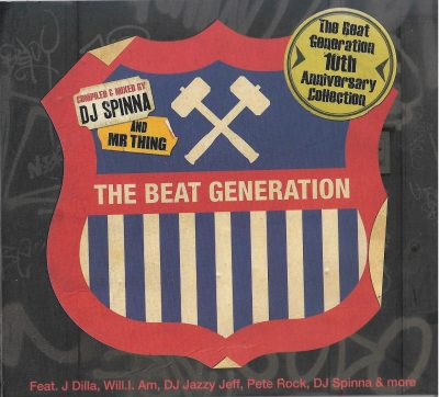 DJ Spinna & Mr. Thing – The Beat Generation (10th Anniversary Collection) (2011) (2xCD) (FLAC + 320 kbps)