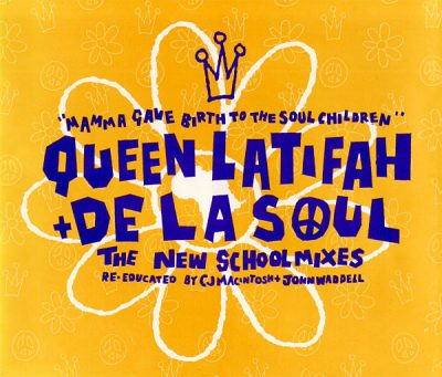 Queen Latifah – Mama Gave Birth To The Soul Children (CDS) (1990) (FLAC + 320 kbps)