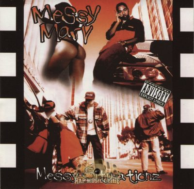 Messy Marv – Messy Situationz (Reissue 2xCD) (1996-2004) (FLAC + 320 kbps)