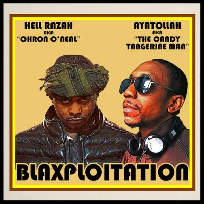 Hell Razah & Ayatollah – Blaxploitation: A Piece Of The Action (WEB) (2017) (320 kbps)