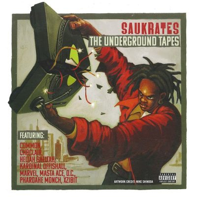 Saukrates – The Underground Tapes (Reissue) (WEB) (1999-2017) (320 kbps)