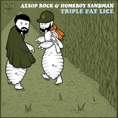 Aesop Rock & Homeboy Sandman – Triple Fat Lice (WEB) (2017) (FLAC + 320 kbps)
