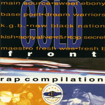 VA – Cold Front Rap Compilation (CD) (1991) (FLAC + 320 kbps)