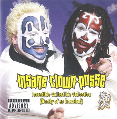 Insane Clown Posse – Incredible Collectible Collection (Worthy Of An Erection!) (2xCD) (2017) (FLAC + 320 kbps)
