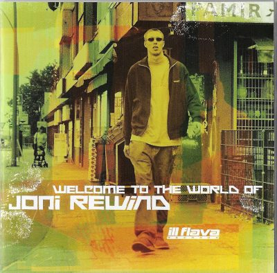 Joni Rewind – Welcome To The World Of Joni Rewind (2003) (CD) (FLAC  + 320 kbps)
