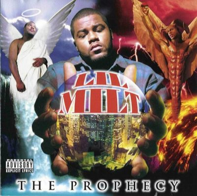 Lil Milt – The Prophecy (CD) (1997) (FLAC + 320 kbps)