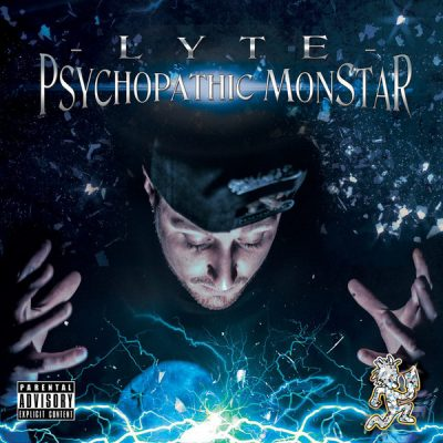 Lyte – Psychopathic Monstar (Green Version CD) (2017) (FLAC + 320 kbps)