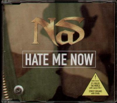 Nas – Hate Me Now (UK CDS) (1999) (FLAC + 320 kbps)