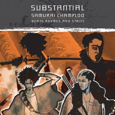 Substantial vs. Samurai Champloo – Beats, Rhymes, And Strife (CD) (2009) (FLAC + 320 kbps)