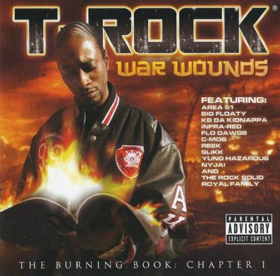 T-Rock – The Burning Book: Chapter I, War Wounds (CD) (2009) (320 kbps)