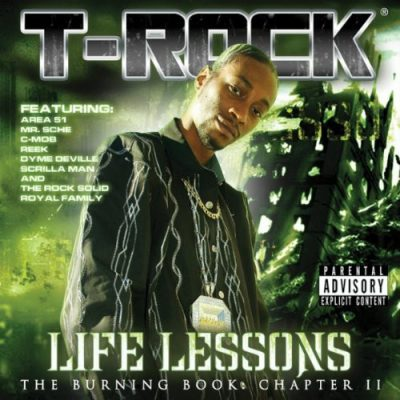 T-Rock – The Burning Book: Chapter II, Life Lessons (CD) (2010) (320 kbps)