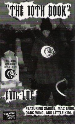 Evil-Loc – The 10th Book (1995) (Cassette) (320 kbps)