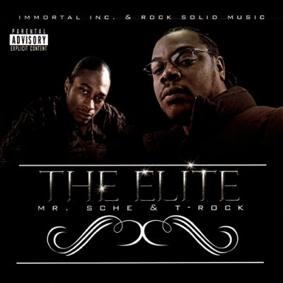 Mr. Sche & T-Rock – The Elite (CD) (2010) (320 kbps)