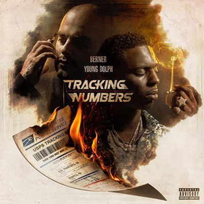 Berner & Young Dolph – Tracking Numbers EP (WEB) (2017) (320 kbps)