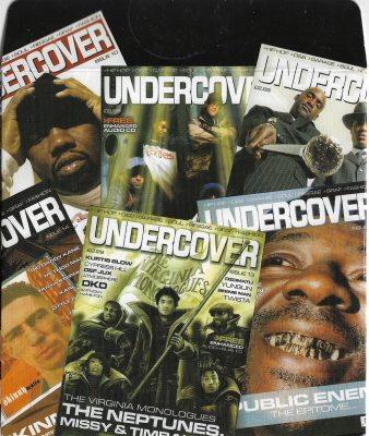 Various – Undercover Cuts 16 (2004) (CD) (FLAC + 320 kbps)