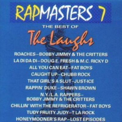 VA – Rapmasters 7: Best Of The Laughs (CD) (1989) (FLAC + 320 kbps)