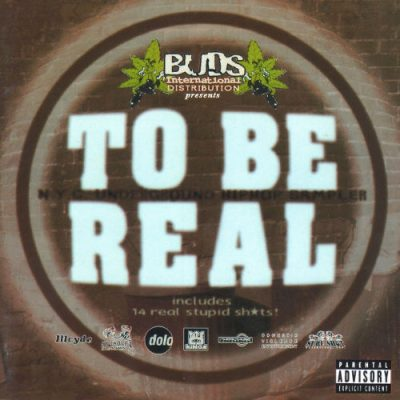 VA – To Be Real (CD) (1997) (FLAC + 320 kbps)