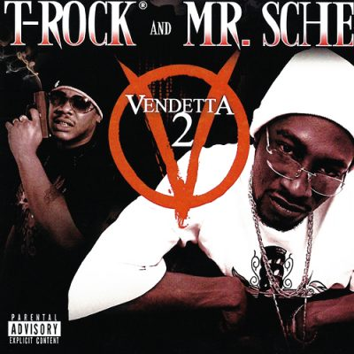 Mr. Sche & T-Rock – Vendetta 2 (CD) (2010) (320 kbps)