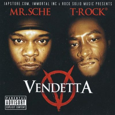 Mr. Sche & T-Rock – Vendetta (CD) (2008) (320 kbps)