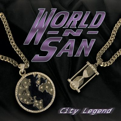 World-N-San – City Legend (CD) (2000) (320 kbps)