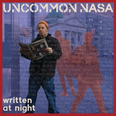 Uncommon Nasa – Written At Night (WEB) (2017) (320 kbps)