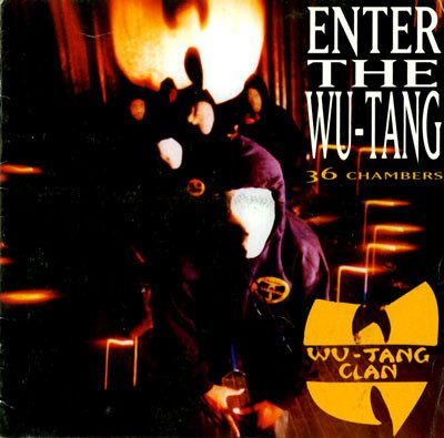 Wu-Tang Clan – Enter The Wu-Tang (36 Chambers) (Clean Version CD) (1993) (FLAC + 320 kbps)