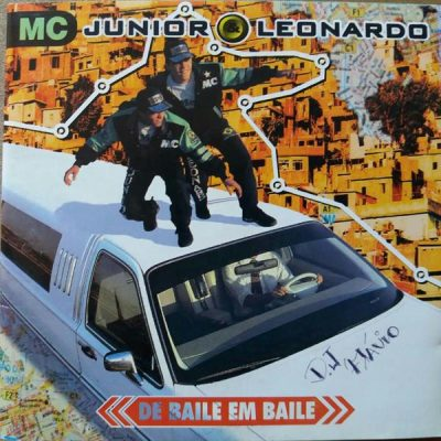 MC Junior & Leonardo – De Baile Em Baile (1995) (CD) (FLAC + 320 kbps)