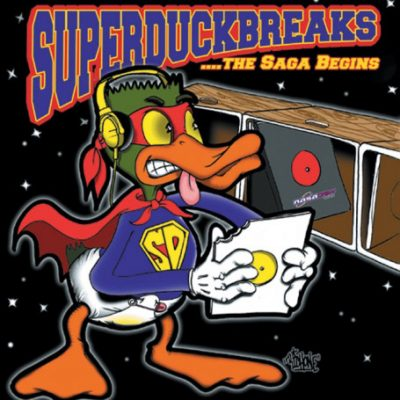 DJ Babu – Super Duck Breaks (Vinyl) (1996) (FLAC + 320 kbps)