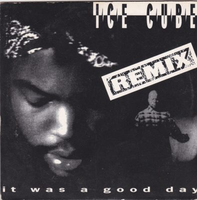 Ice Cube – It Was A Good Day (Remix) (Australia CDS) (1993) (FLAC + 320 kbps)
