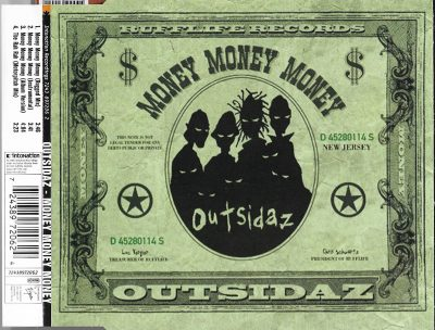 Outsidaz – Money Money Money (2000) (CDM) (FLAC + 320 kbps)