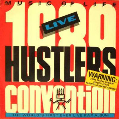 Various – 1989 Hustlers Convention (Music Of Life) (1989) (CD) (FLAC + 320 kbps)