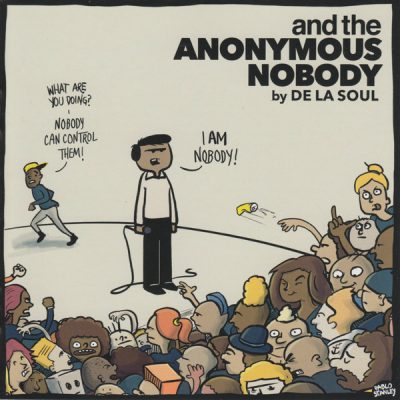 De La Soul – And The Anonymous Nobody (Kickstarter Instrumentals) (2017) (WEB) (320 kbps)