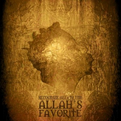 Recognize Ali & DJ TMB – Allah's Favorite LP (WEB) (2017) (320 kbps)