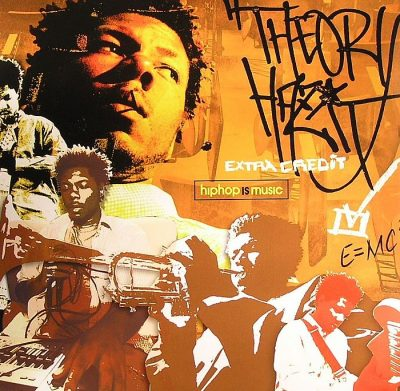 Theory Hazit – Extra Credit (CD) (2007) (FLAC + 320 kbps)
