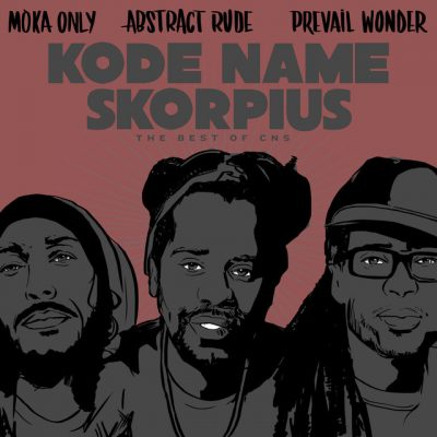 Abstract Rude, Moka Only & Prevail Wonder – Kode Name Skorpius: The Best Of CNS (WEB) (2017) (320 kbps)