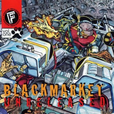 VA – Blackmarket Unreleased (CD) (1995) (FLAC + 320 kbps)