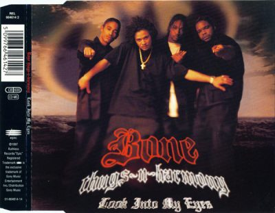 Bone Thugs-N-Harmony – Look Into My Eyes (EU CDM) (1997) (FLAC + 320 kbps)