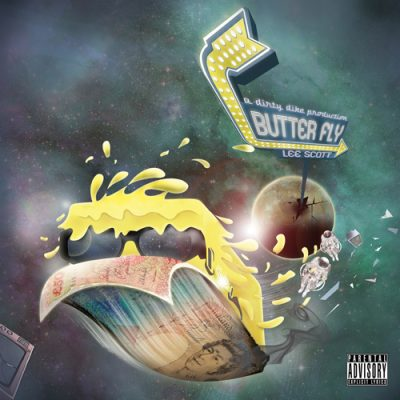 Lee Scott – Butter Fly (2015) (CD) (FLAC + 320 kbps)