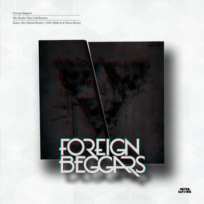 Foreign Beggars – The Harder They Fall Remixes (2012) (WEB Single) (FLAC + 320 kbps)